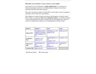 elcondorservpet.com.ar screenshot