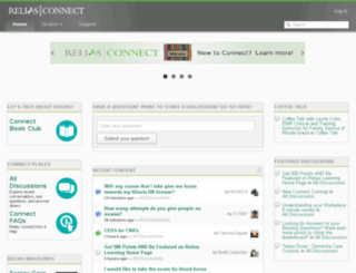 elconnect.essentiallearning.com screenshot