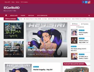 elcorillord.com screenshot