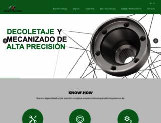 elcoro.com screenshot