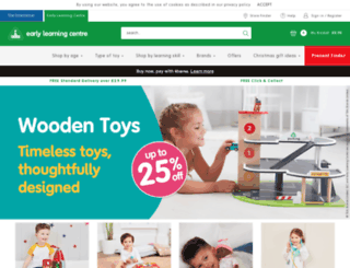 elctoys.com.au screenshot