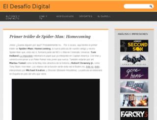 eldesafiodigital.com screenshot