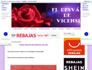eldesvandevicensi.blogspot.com.es screenshot