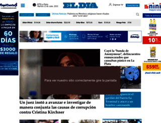 eldia.com screenshot