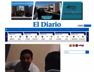 eldiario.ec screenshot