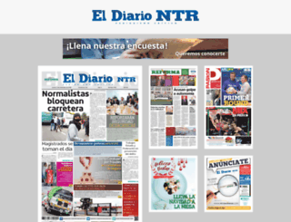 eldiariontr.com screenshot