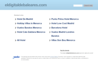 eldigitaldebaleares.com screenshot