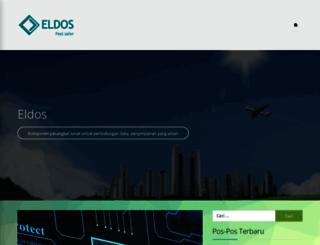 eldos.org screenshot
