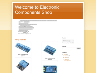 ele-shop.blogspot.com screenshot