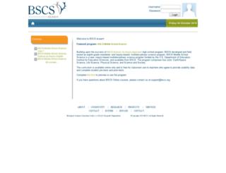elearn.bscs.org screenshot