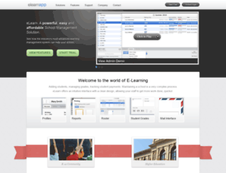elearnapp.com screenshot