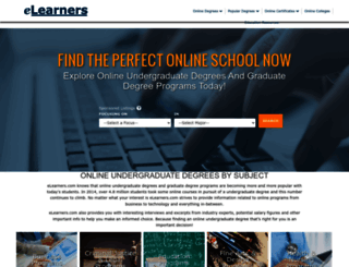 elearners.com screenshot