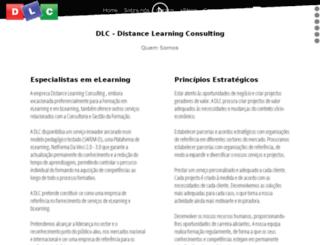 elearning-iscsp-dlc.vector21.com screenshot