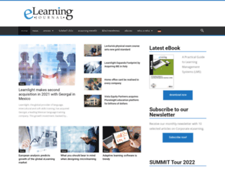 elearning-journal.de screenshot