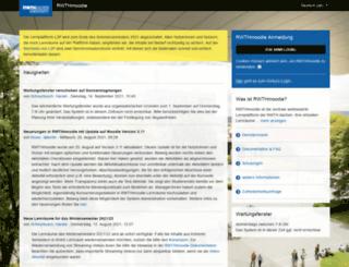 elearning.rwth-aachen.de screenshot