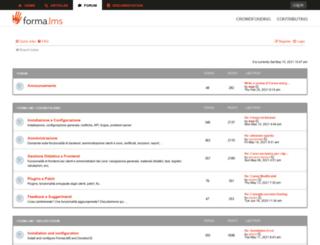 elearningcommunity.net screenshot