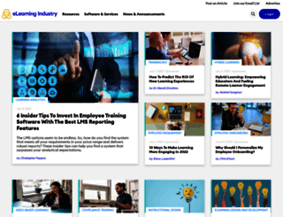 elearningindustry.com screenshot