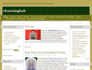 elearningportal.drupalgardens.com screenshot