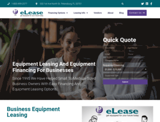 elease.com screenshot