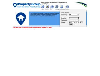 eleave.iproperty.com screenshot