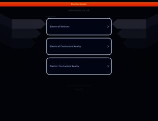 elecheck.co.uk screenshot