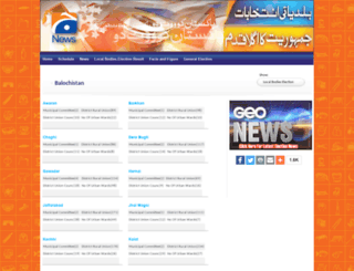 election2013.geo.tv screenshot