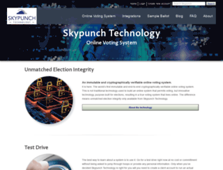 electionsonline.com screenshot