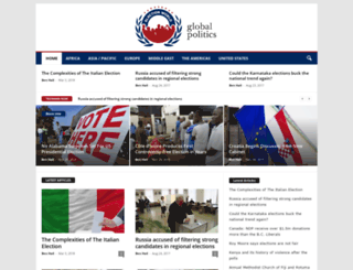 electionworld.org screenshot