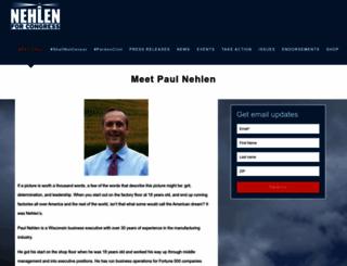 electnehlen.com screenshot