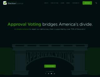 electology.org screenshot