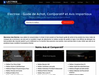electree.fr screenshot