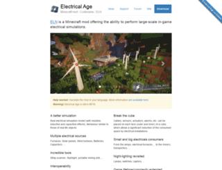 electrical-age.net screenshot