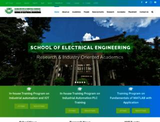 electrical.kiit.ac.in screenshot