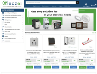 electricalbestbuy.com screenshot