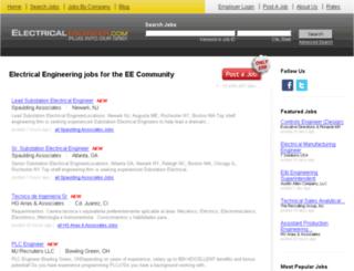 electricalengineer.com screenshot