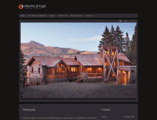 electricallogic.com screenshot
