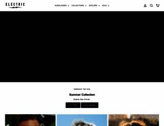 electriccalifornia.com screenshot