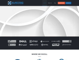 electricdatasystems.com screenshot