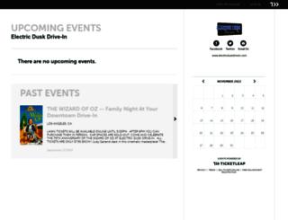 electricduskdrivein.ticketleap.com screenshot