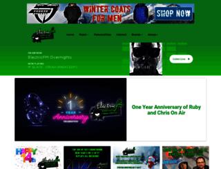 electricfm.com screenshot