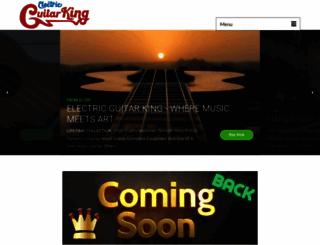 electricguitarking.com screenshot
