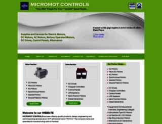 electricmotorsindia.net screenshot