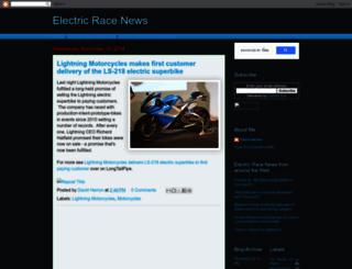 electricracenews.com screenshot
