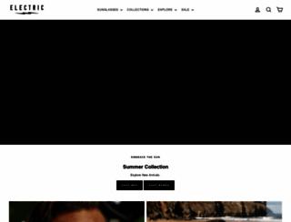 electricvisual.com screenshot