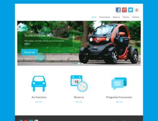 electricway.net screenshot