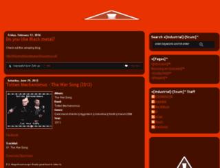 electro-dandies.blogspot.com screenshot