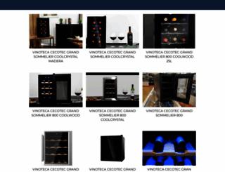 electro10.es screenshot