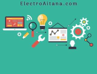 electroaitana.com screenshot