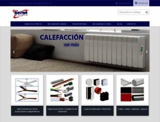 electroalmacen.es screenshot