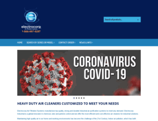 electrocorp.net screenshot